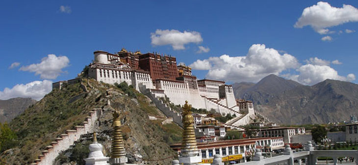Incentive Tours in Tibet